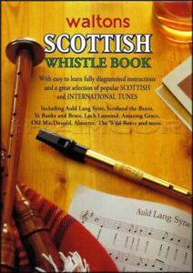 Scottish Whistle Book Tin Whistle Music Songbook Wild Rover SAME DAY DISPATCH