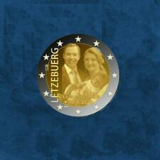 Luxemburg - Geburt von Erbprinz Charles - 2 Euro 2020 unc.Cu/Ni Hologram Foto