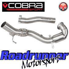VW63 Cobra Sport Polo GTI 1.8 TSI 6C SPORTS CAT TUBO DI SCOLO DI SCARICO-si adatta a OE