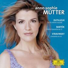 Violinkonzert 2/Sur Le Meme Accord/ von A.-S. Mutter,P. Sacher,S. Ozawa,BSO,K. Masur (2005)