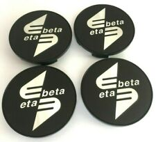 4 Stück Eta Beta itwheel Nabendeckel Nabenkappen Felgendeckel Deckel Kappe 60mm