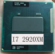 Intel Core i7 2920XM Q1CE  Mobile BGA CPU Prozessor 2.5-3.5G/8M