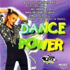 Dance Power Katrina & the Waves, Dave Stewart & Barbara Gaskin, Hot Choco.. [CD]