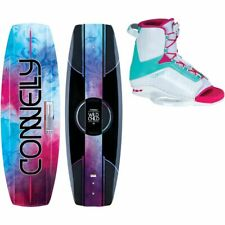 Connelly Skis Wild Child Wakeboard + Karma Binding - Women's