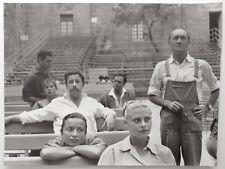 Photo Agnes Varda - Philippe Noiret Jean Vilar - Avignon 1950's - Théâtre -