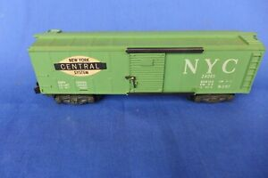 Vintage American Flyer 24065 NYC Boxcar New York Central S Scale