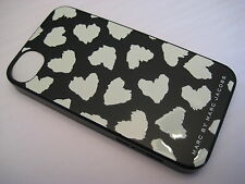 incase Marc by Marc Jacobs Wild at Heart Snap Case for iPhone 4S Black/White