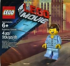 LEGO 5002045 PYJAMAS EMMET THE MOVIE POLYBAG MINIFIGURE NEW