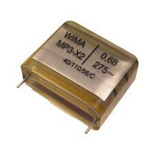 WIMA Condensatore mp3-x2 entstörkondensator MP 3-x2 275v 0,68uf 27,5mm 054459