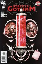 Batman: Streets of Gotham #20 House of Hush Comic Book - DC