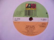 Ten City - That´s the way love is  2  Versionen   UK Atlantic 45