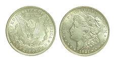pcc1486)  U.S.A. - Dollaro 1921 - Morgan Kr. 110 AG