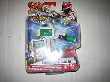 POWER RANGERS DINO SUPER CHARGE 5 INCH PROFFESSOR STRICKLER MOMC LOW US SHIP