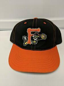Vintage Frederick Keys Minor League Youth Snapback Hat Cap Baltimore Orioles