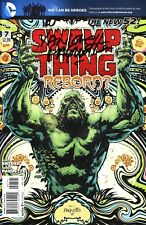 Swamp Thing #7 The New 52! Signed By Artist Yanick Paquette