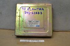 1993 Hyundai Elantra Transmission Cont Unit TCU 9544033021 Module 87 10C6