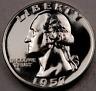1957 Washington Quarter // Gem Proof++ // 90% Silver // Better Date