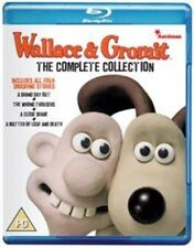 Wallace and Gromit The Complete Collection 20 Th Anniversary 5051561000621