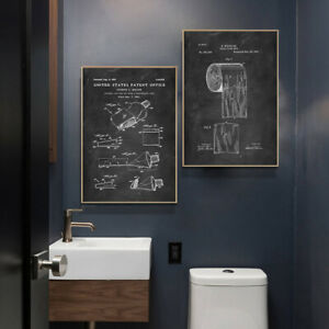 FUNNY POSTER Toilet Grafitti RARE HOT NEW 24X36
