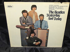 The Beatles Yesterday And Today Sealed USA 1966 RIAA 3 MONO VINLY LP SUPER RARE