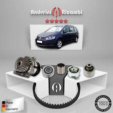 Kit Courroie de Distribution+Pompe à Eau VW Sharan II 2.0 Tdi 100kw 136cv 2011-