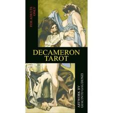 Decameron Tarot - Erotic Art for Adults Only - 78 Card Deck & Guide Booklet