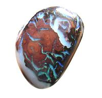 Australian Opal Koroit Solid Natural Polished Gemstone loose opal Lapidary 7972