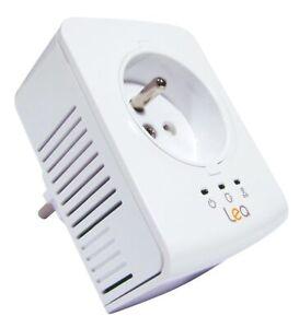 Lea Netsocket 500 Mini 500MbpsPowerline Adapter Netzwerkadapter (FR) #T11