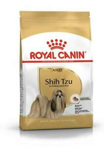 Royal Canin Shih Tzu Adult Dry Dog Food FREE NEXT DAY DELIVERY