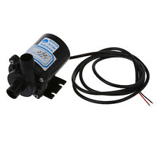 36V 640mA DC Fountain Submersible Brushless Motor Water Pump 800LPH J8S6