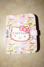 Hello Kitty Tri-Fold Wallet & Removable Coin Purse - New