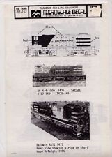 87-152 Seaboard Air Line Switchers