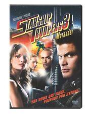 DVD - Sci-Fi - Starship Trooper 3: Marauder - Casper Van Dien - Jolene Blalock