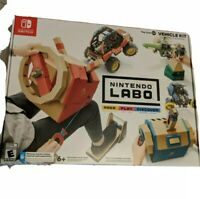 Nintendo Labo: Toy-Con 3 Vehicle Kit (Nintendo Switch)