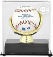 Cincinnati Reds Gold Glove Single Baseball Logo Display Case - Fanatics