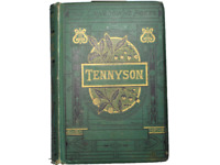 Complete Works of Tennyson 1879 The Landsdowne Poets Illustrated Edition