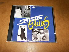 CD (SS 001) - various artists - SENSAS OLDIES Vol.1