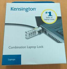 New in box Kensington Combination Ultra Laptop Lock Keyless Security