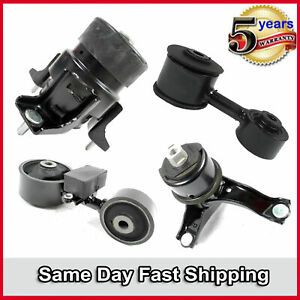 2007-2009 Toyota Camry 2.4L 4226 4274 4295 62009 For 4PCS Engine Motor Mount