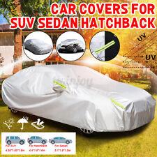 Full Cover Waterproof Breathable Sun UV Rain Snow Resistant Protection Sedan