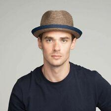 Bailey of Hollywood 185555 Mens Noakes Snap Brim Bucket Hat Teak Size Large
