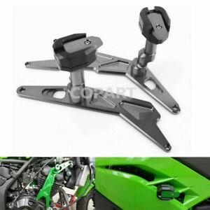 CNC Frame Slider Crash Protector For Kawasaki NINJA 300 14-18 NINJA 250R 2013-18