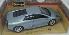 Burago 1/18 Scale Diecast 03316 - Lamborghini Murcielago - Blue 3316