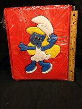 Smurf  3-D Puzzles 11 Piece Smurfette Vintage Plastic Puzzle GUC