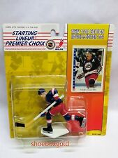 TEEMU SELANNE, Winnipeg Jets, 1994 Edition Starting Lineup Figure, High Grade