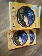 Asheron's Call (PC, 1999) Microsoft BIG BOX free shipping