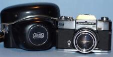 Zeiss Ikon 35-S BM with Carl Zeiss 50mm f1.8 Ultron lens + Macro Bellows - Ex++!