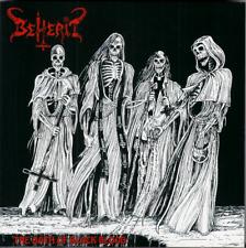 Beherit - The Oath Of Black Blood, 1991 (Fin), CD