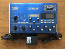 Vox Tonelab ValveTronix Desktop Modeler with EHX 12AX7 Tube and Power Supply
