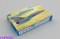Trumpeter 01683 1/72 F-106B Delta Dart hot